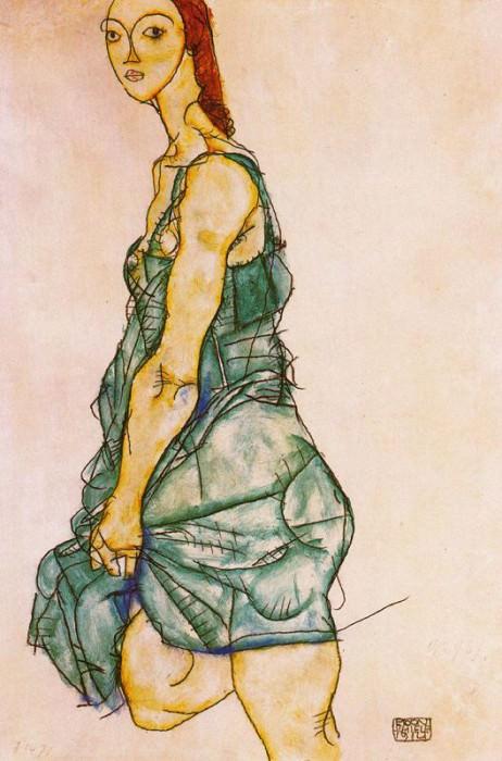 #37927. Egon Schiele