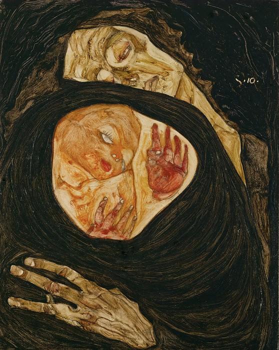 #38047. Egon Schiele