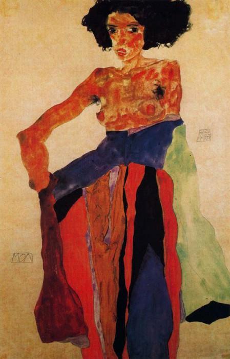 #37939. Egon Schiele