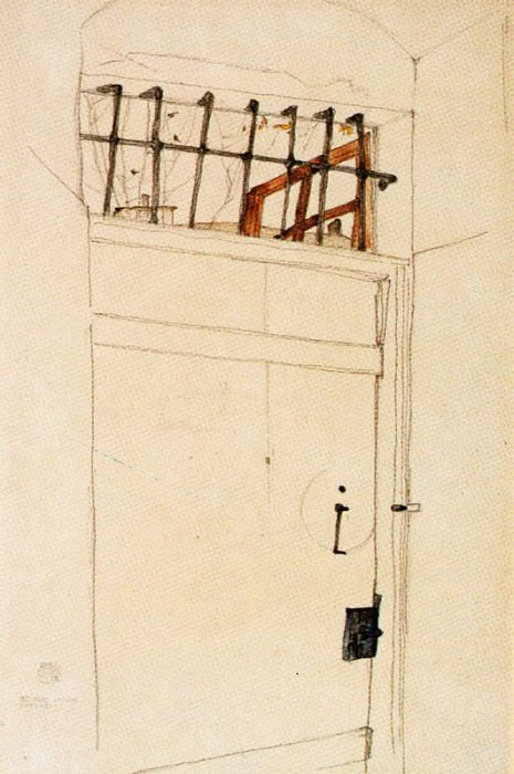 #38004. Egon Schiele