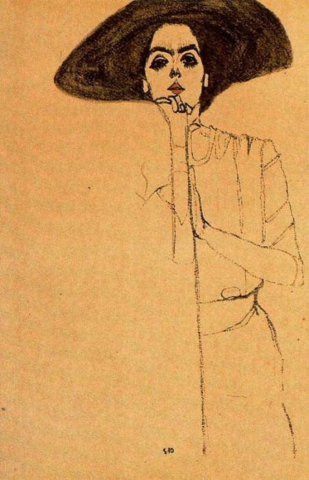 #37877. Egon Schiele