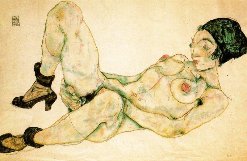 #37977. Egon Schiele
