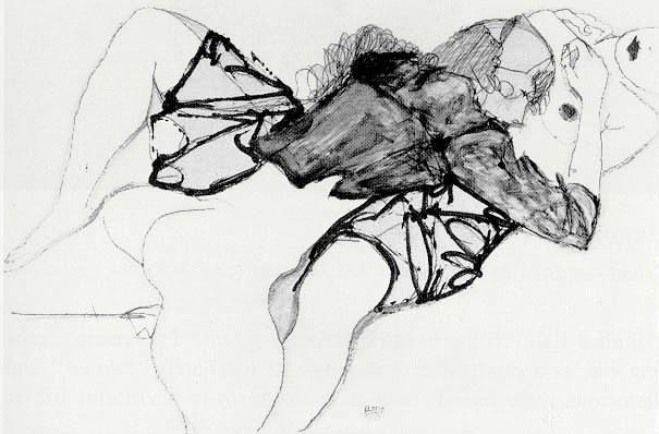 #00912. Egon Schiele