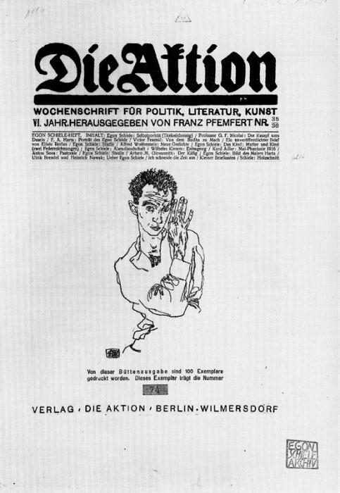 #37934. Egon Schiele