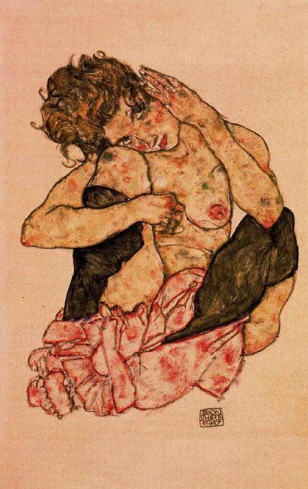 #37873. Egon Schiele