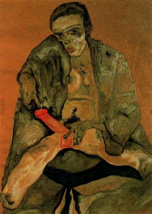 #38013. Egon Schiele