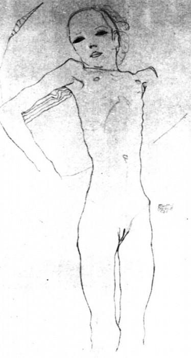 #00933. Egon Schiele