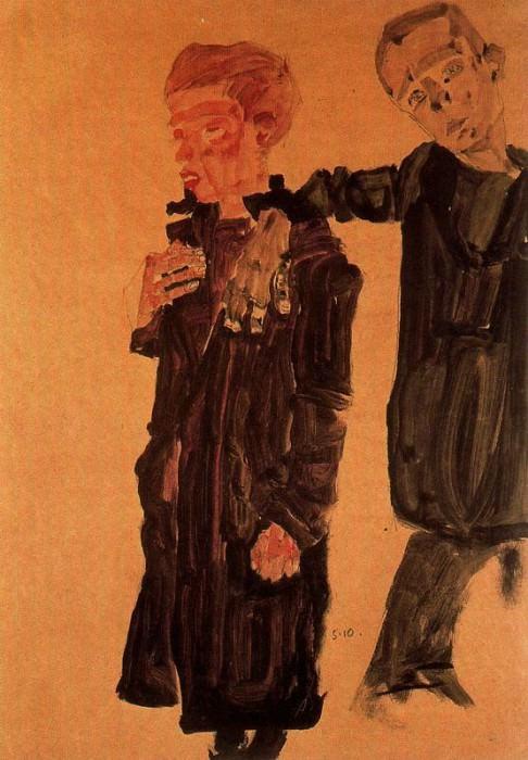 #37882. Egon Schiele