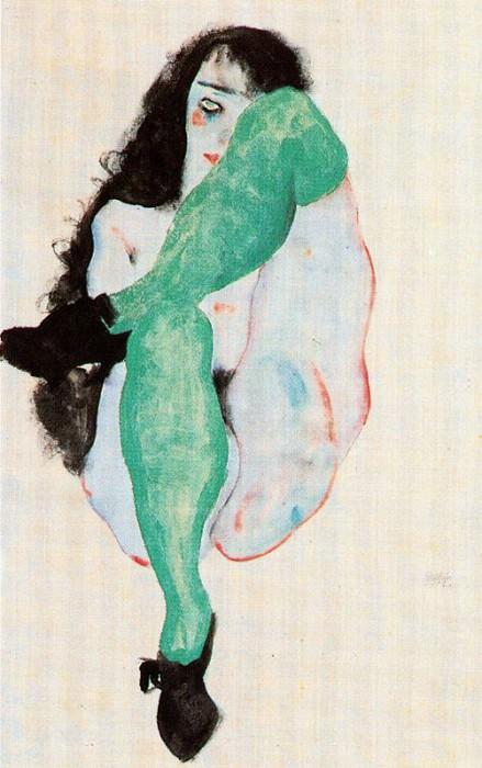 #37965. Egon Schiele