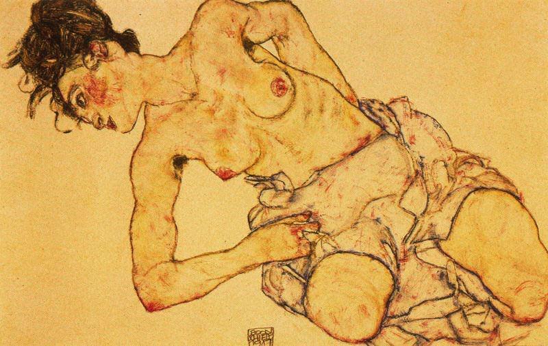 #38046. Egon Schiele