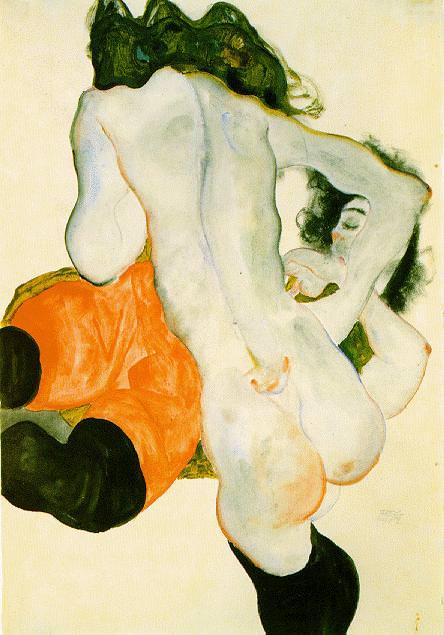 #00900. Egon Schiele