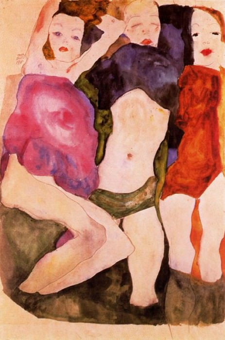 #37926. Egon Schiele