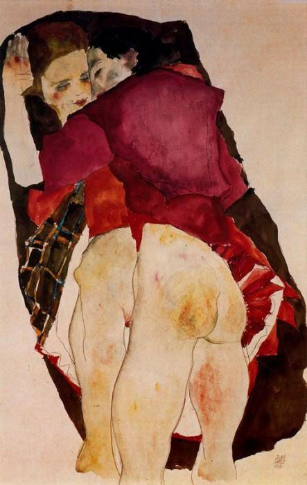 #38042. Egon Schiele