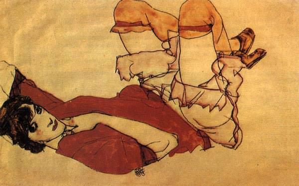 #00904. Egon Schiele