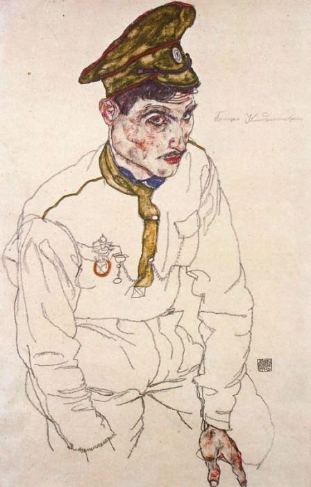 #37898. Egon Schiele