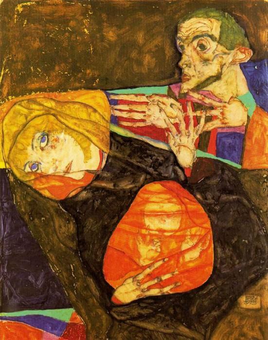 #37975. Egon Schiele