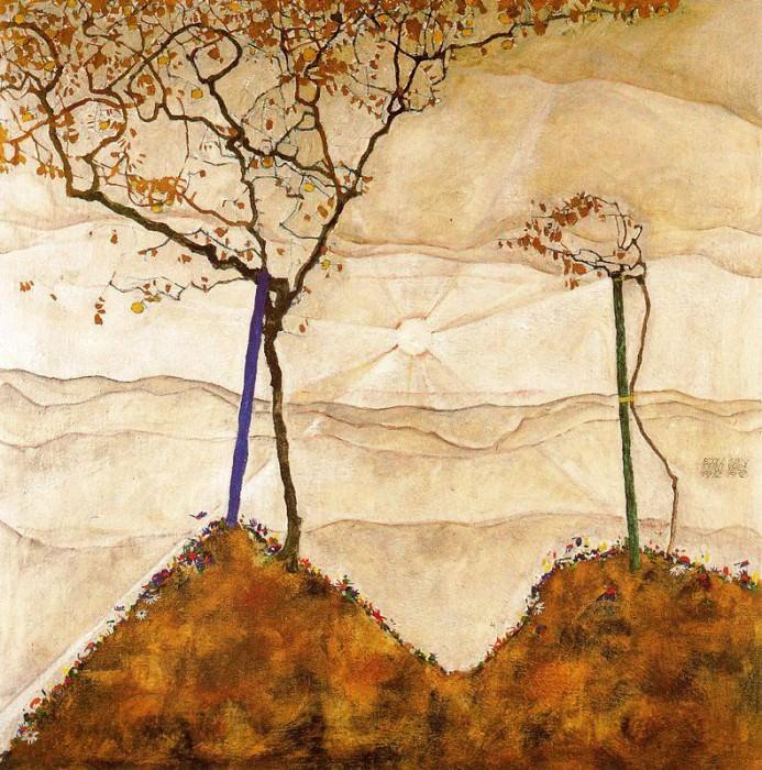 #37875. Egon Schiele