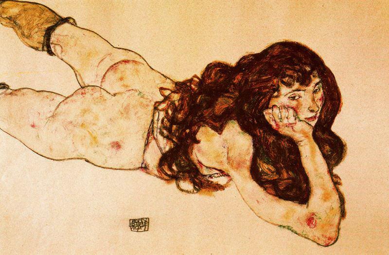 #38048. Egon Schiele