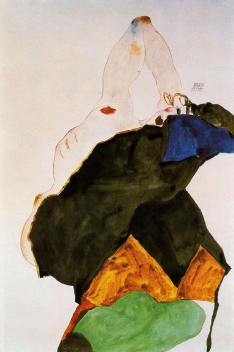 #37936. Egon Schiele