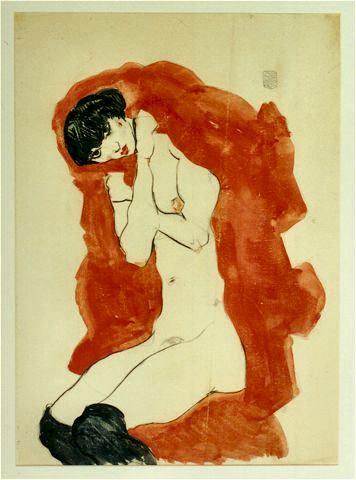 #00914. Egon Schiele