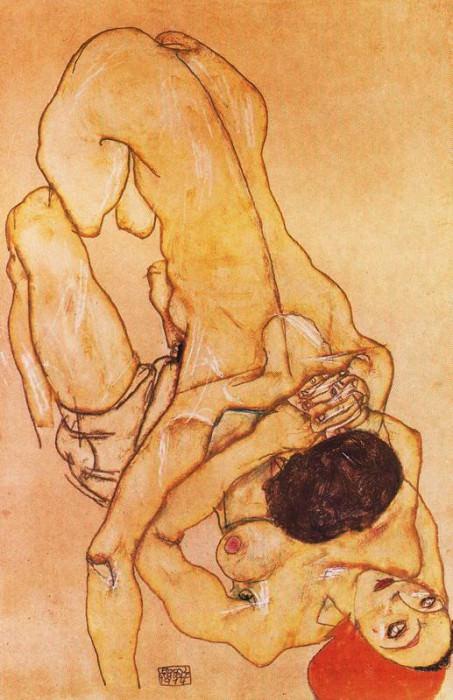 #37932. Egon Schiele