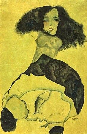 #00925. Egon Schiele