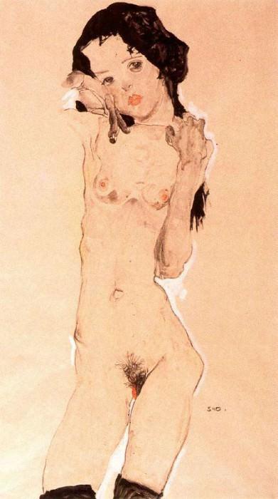 #37996. Egon Schiele