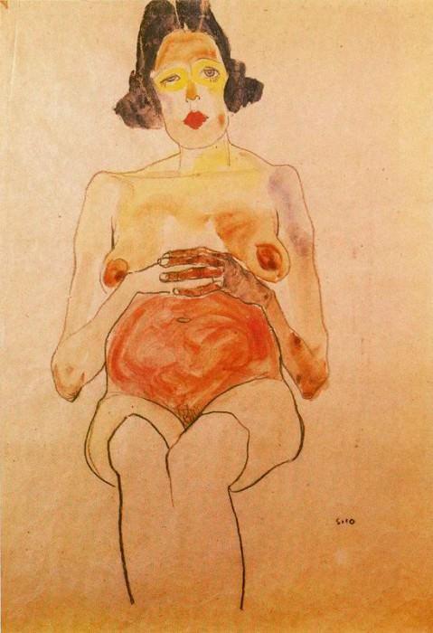 #37880. Egon Schiele