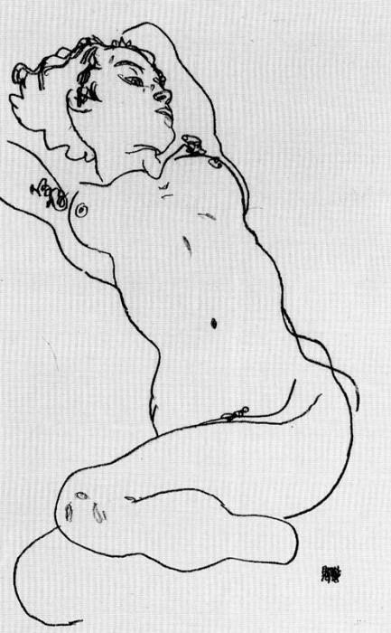 #37924. Egon Schiele