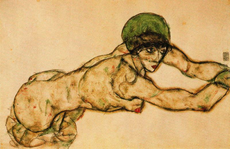 #38003. Egon Schiele