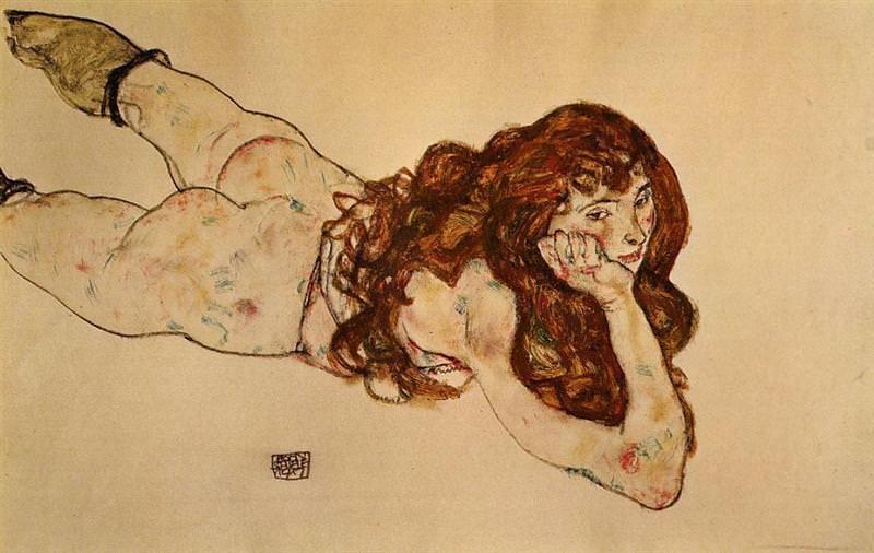 20 fe. Egon Schiele (1)