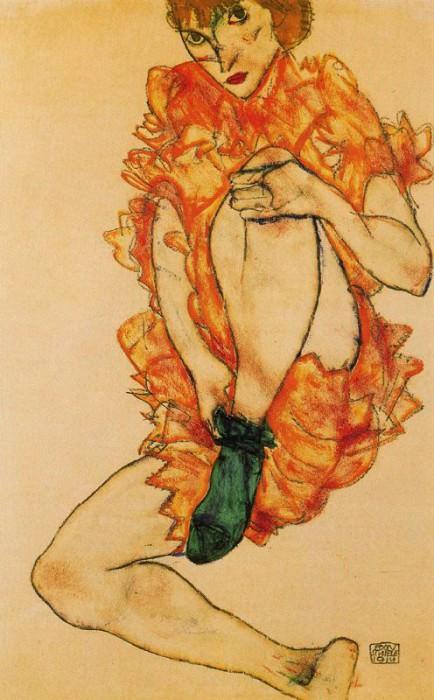 #38035. Egon Schiele