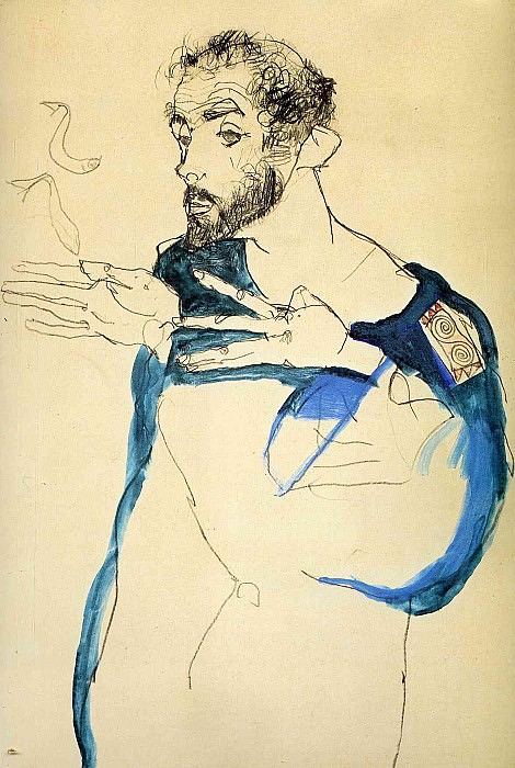 img802. Egon Schiele