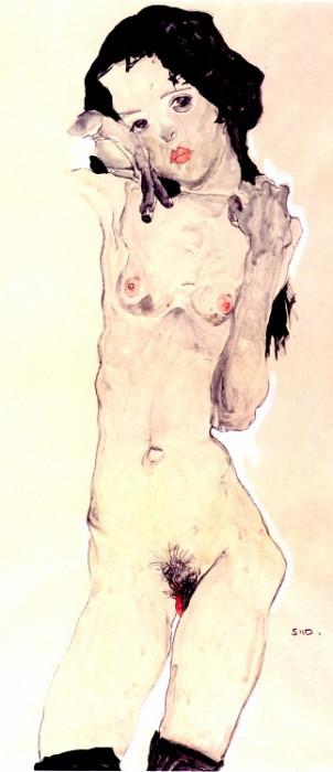 #00934. Egon Schiele