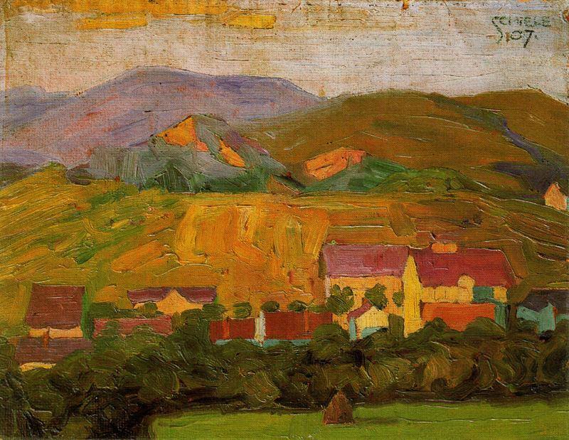 #37912. Egon Schiele