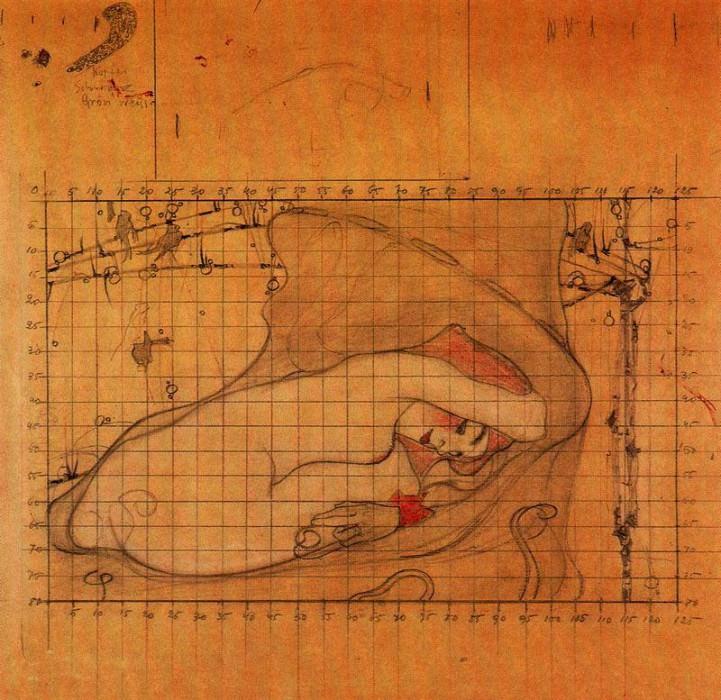 #38023. Egon Schiele