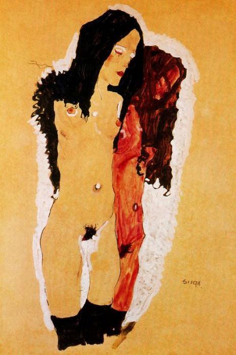 #38020. Egon Schiele