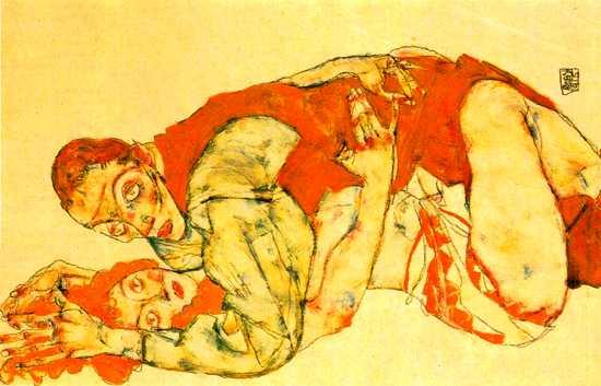 #00926. Egon Schiele