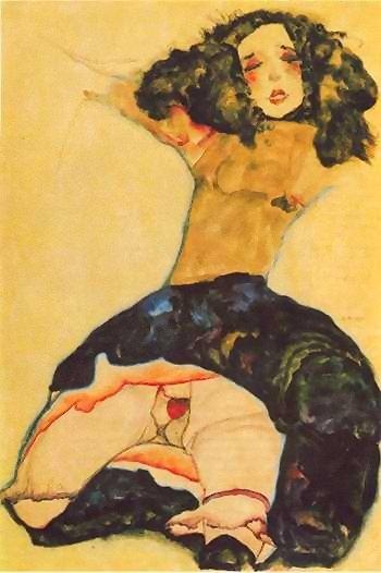#00929. Egon Schiele