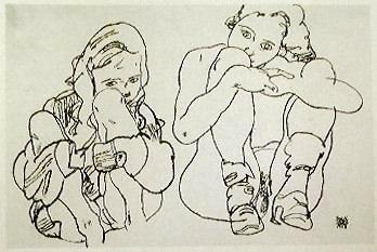#00938. Egon Schiele