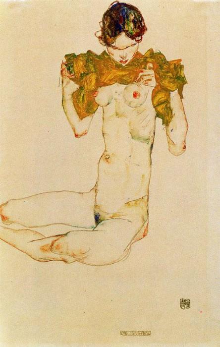 #37914. Egon Schiele