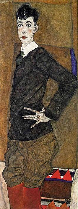 img804. Egon Schiele