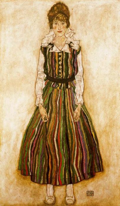 #38037. Egon Schiele