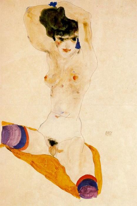 #37918. Egon Schiele