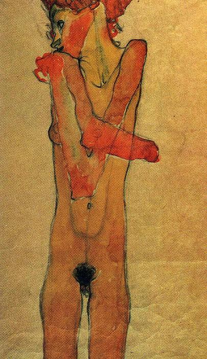 img916. Egon Schiele