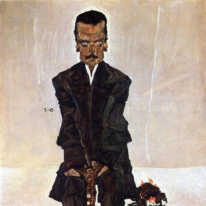 art 204. Egon Schiele