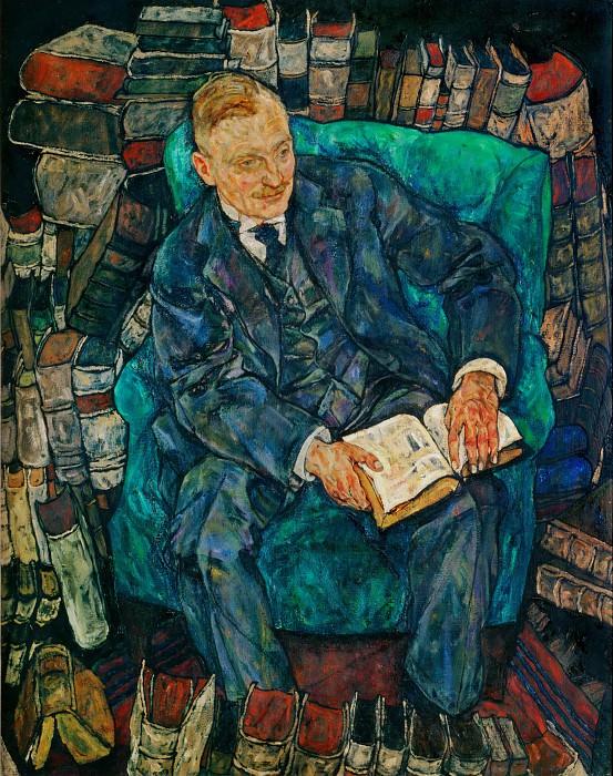 #38021. Egon Schiele