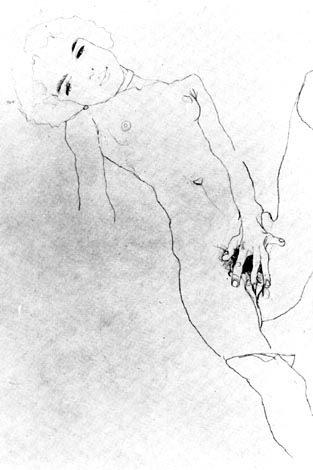 #00924. Egon Schiele
