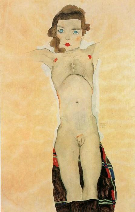 #37911. Egon Schiele