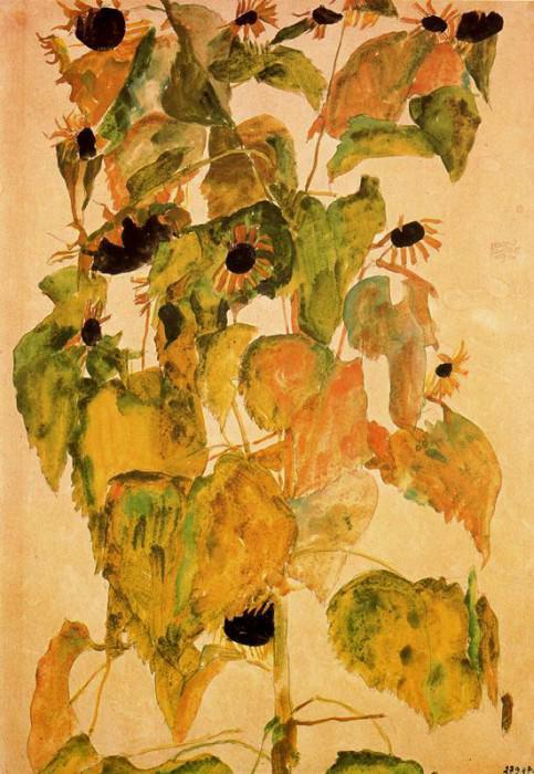 #37909. Egon Schiele